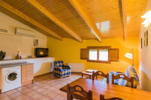Sala d'estar i cuina
